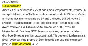 L'express OASSMANN